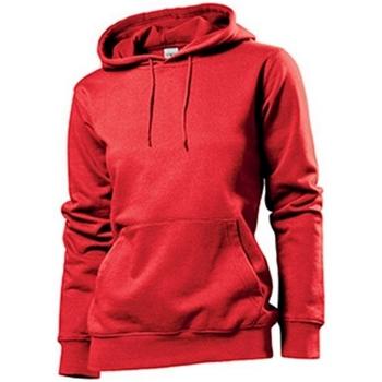 Abbigliamento Donna Felpe Stedman  Rosso