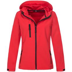 Abbigliamento Donna Giacche Stedman  Rosso cremisi