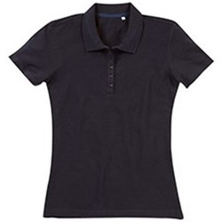 Abbigliamento Donna T-shirt & Polo Stedman Stars  Nero Opale
