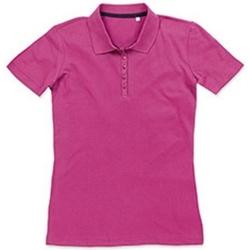 Abbigliamento Donna T-shirt & Polo Stedman Stars  Rosa intenso