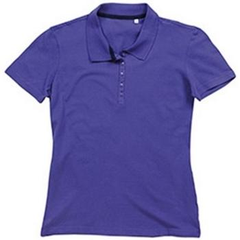 Abbigliamento Donna T-shirt & Polo Stedman Stars  Viola Scuro