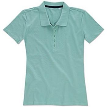 Abbigliamento Donna T-shirt & Polo Stedman Stars  Blu satinato