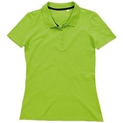Abbigliamento Donna T-shirt & Polo Stedman Stars  Verde brillante
