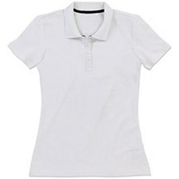 Abbigliamento Donna T-shirt & Polo Stedman Stars  Bianco