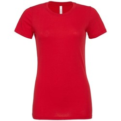 Abbigliamento Donna T-shirt & Polo Bella + Canvas BE6400 Rosso