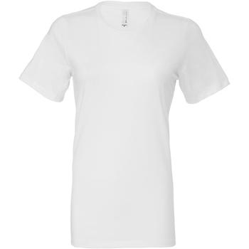 Abbigliamento Donna T-shirt & Polo Bella + Canvas BE6400 Bianco