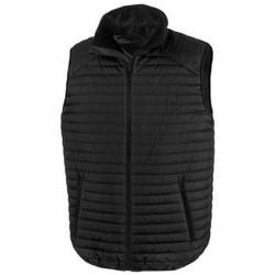 Abbigliamento Gilet / Cardigan Result R239X Nero