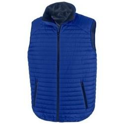 Abbigliamento Giacche Result R239X Blu