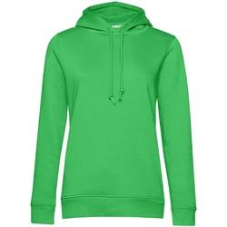 Abbigliamento Donna Felpe B&c WW34B Verde