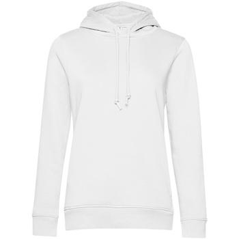 Abbigliamento Donna Felpe B&c WW34B Bianco