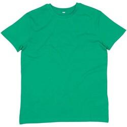 Abbigliamento Uomo T-shirt & Polo Mantis M01 Verde kelly