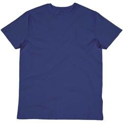Abbigliamento Uomo T-shirt & Polo Mantis M01 Blu navy