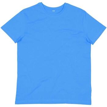 Abbigliamento Uomo T-shirt & Polo Mantis M01 Blu reale