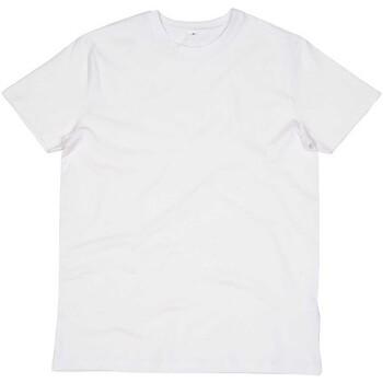 Abbigliamento Uomo T-shirt & Polo Mantis M01 Bianco