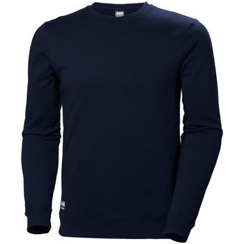 Abbigliamento Uomo Felpe Helly Hansen 79208 Blu navy