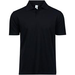 Abbigliamento Uomo T-shirt & Polo Tee Jays TJ1200 Nero