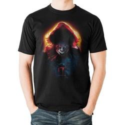Abbigliamento T-shirt & Polo It  Nero