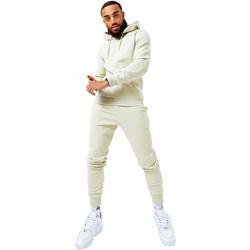 Abbigliamento Uomo Tuta Hype  Bianco
