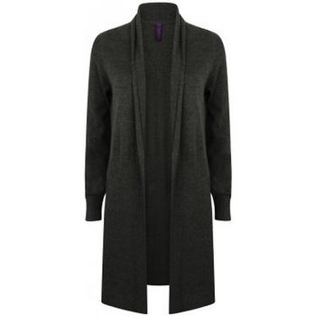 Abbigliamento Donna Gilet / Cardigan Henbury HB719 Blu navy