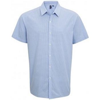 Abbigliamento Uomo Camicie maniche corte Premier PR221 Bianco