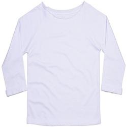 Abbigliamento Donna Felpe Mantis M128 Bianco