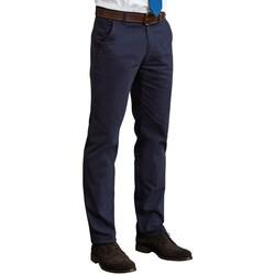 Abbigliamento Uomo Pantaloni Brook Taverner BR160 Blu navy