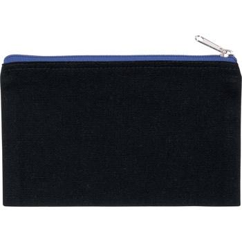 Borse Trousse Kimood KI0720 Nero/Blu Reale