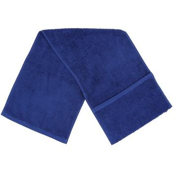 Casa Asciugamano e guanto esfoliante Towel City PC3565 Blu reale