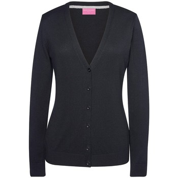 Abbigliamento Donna Gilet / Cardigan Brook Taverner BK554 Nero