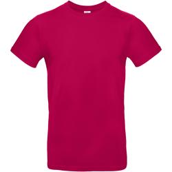 Abbigliamento Uomo T-shirt maniche corte B And C BA220 Sorbetto