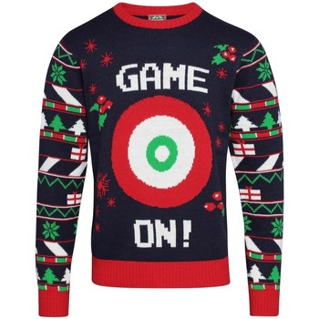 Abbigliamento Uomo Felpe Christmas Shop  Blu navy