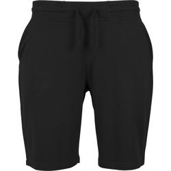 Abbigliamento Uomo Shorts / Bermuda Build Your Brand BY080 Nero