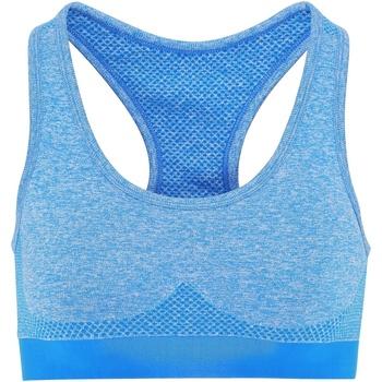 Abbigliamento Donna Reggiseno sportivo Tridri TR210 Blu Zaffiro