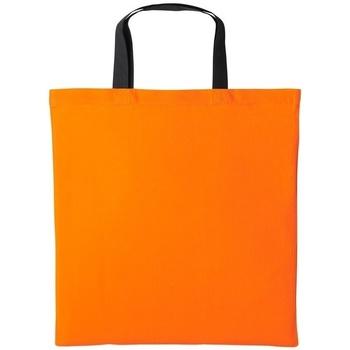 Borse Tracolle Nutshell RL130 Arancione/Nero