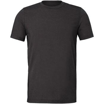 Abbigliamento T-shirt maniche corte Bella + Canvas CV011 Grigio