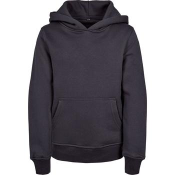 Abbigliamento Uomo Felpe Build Your Brand BY117 Blu navy