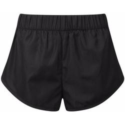 Abbigliamento Donna Shorts / Bermuda Tridri TR049 Nero