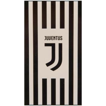 Casa Asciugamano e guanto esfoliante Juventus Taille unique Nero/Bianco
