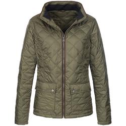 Abbigliamento Donna Giacche Stedman  Verde militare