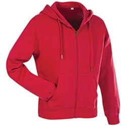 Abbigliamento Uomo Felpe Stedman  Rosso