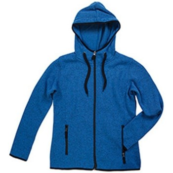 Abbigliamento Donna Giacche Stedman  Blu screziato