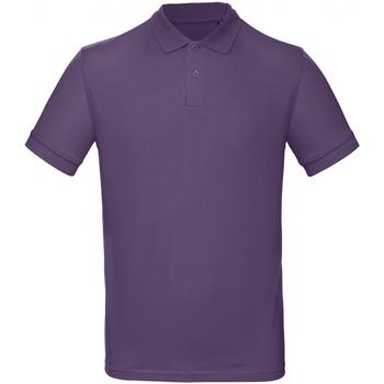 Abbigliamento Uomo Polo maniche corte B And C PM430 Ultraviolet