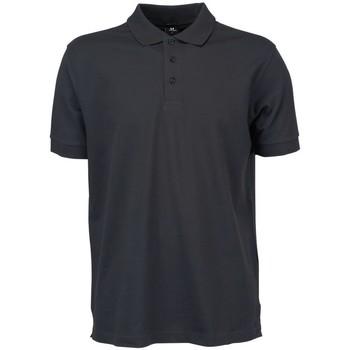 Abbigliamento Uomo Polo maniche corte Tee Jays TJ7200 Grigio scuro