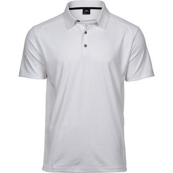 Abbigliamento Uomo Polo maniche corte Tee Jays TJ7200 Bianco