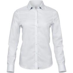Abbigliamento Donna Camicie Tee Jays TJ4025 Bianco