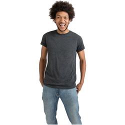 Abbigliamento Uomo T-shirt & Polo Mantis M80 Carbone screziato