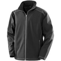 Abbigliamento Uomo Giacche Result R455M Nero