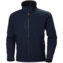 Abbigliamento Giacche Helly Hansen 74231 Blu navy