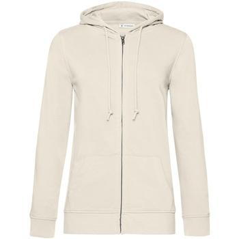 Abbigliamento Donna Felpe B&c WW36B Bianco