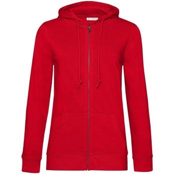 Abbigliamento Donna Felpe B&c WW36B Rosso